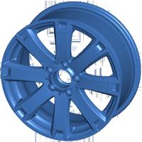 Flächenrückführung STL (3D-Scanning)