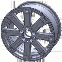 Flächenrückführung CAD (3D-Scanning)